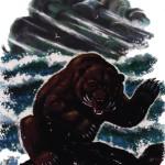 Bjørnen representerte Medo-Persia
